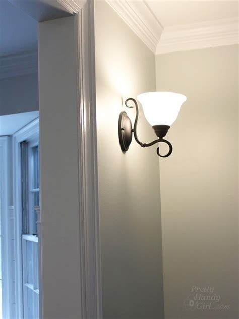 install wall light sconce how to install a wall sconce light fixture