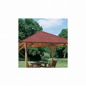 Jardin En Carré : kiosque de jardin carr sevilla 3 40x3 40m karibu ~ Premium-room.com Idées de Décoration