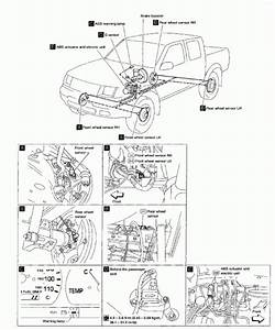 2002 Nissan Frontier Parts Diagram : repair guides anti lock brake system description ~ A.2002-acura-tl-radio.info Haus und Dekorationen