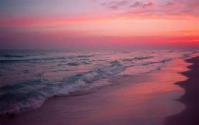 Sunset Desktop Wallpapers Seaside Scenic Wallpapersafari