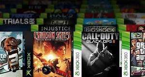Xbox One Backwards Compatibility Enhanced with Original ...