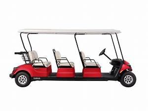 2019 Yamaha 6 Passengers Electric Golf Cart