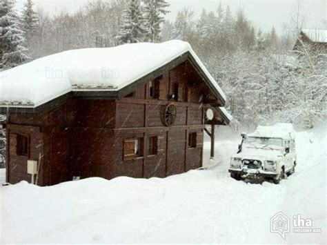 chalet in affitto a les carroz d ar 226 ches iha 10904