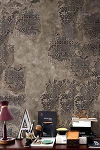 Tapeten Italienisches Design : wall deco design tapeten kollektion 2017 mustertapete ~ Sanjose-hotels-ca.com Haus und Dekorationen