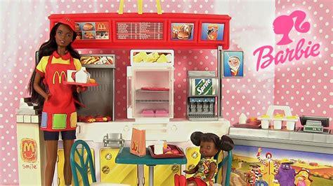 cuisine mcdonald jouet jouets restaurant mcdonald 39 s accessoires poupées