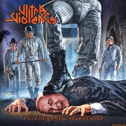 Ultra Violence Privilege Overcome Metal Repka Ed