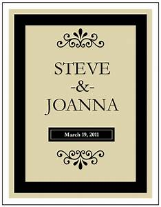 search results for free printable wedding wine labels With printable wine labels free templates