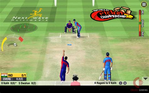 world cricket chionship 2 review