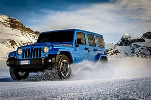 Jeep Wrangler Polar Edition Wallpapers