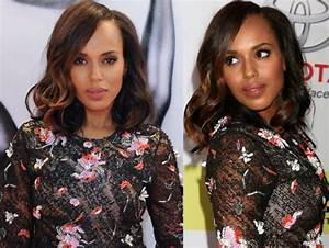 Kerry Washington Gets Mixed Reviews in Custom Sally LaPointe