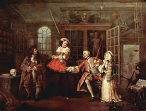 point mariage st egreve marriage à la mode the inspection by william hogarth my daily display