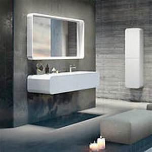 Accessoires Salle Bain Haut Gamme : e pure de kramer un mobilier de salle de bain haut de gamme ~ Melissatoandfro.com Idées de Décoration