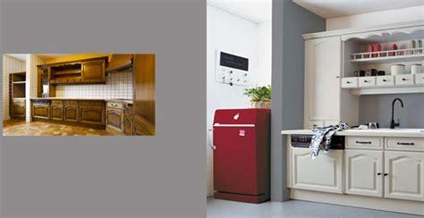 peinture cr馘ence cuisine renovation credence carrelage maison design bahbe com