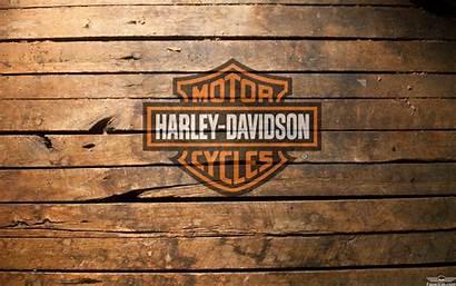Harley Davidson Wallpapers Outline Motorcycle Wood Desktop