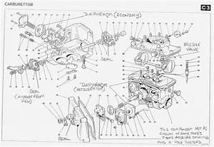 Solex 40 Nnip Carburettor Parts Pictorial