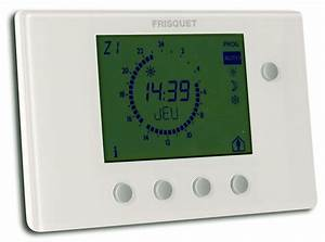 Thermostat Chaudiere Sans Fil : accessoire chaudi re thermostat frisquet connect frisquet ~ Dailycaller-alerts.com Idées de Décoration