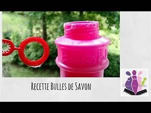 Recette Bulles De Savon : diy recette de bulles de savon ultra simple sans ~ Melissatoandfro.com Idées de Décoration