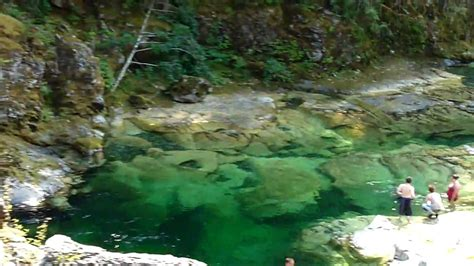 Three Pools Recreation Area...a Beautiful Swimming Spot