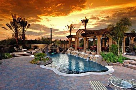 Award-winning Arizona Pool Designs By California Pools