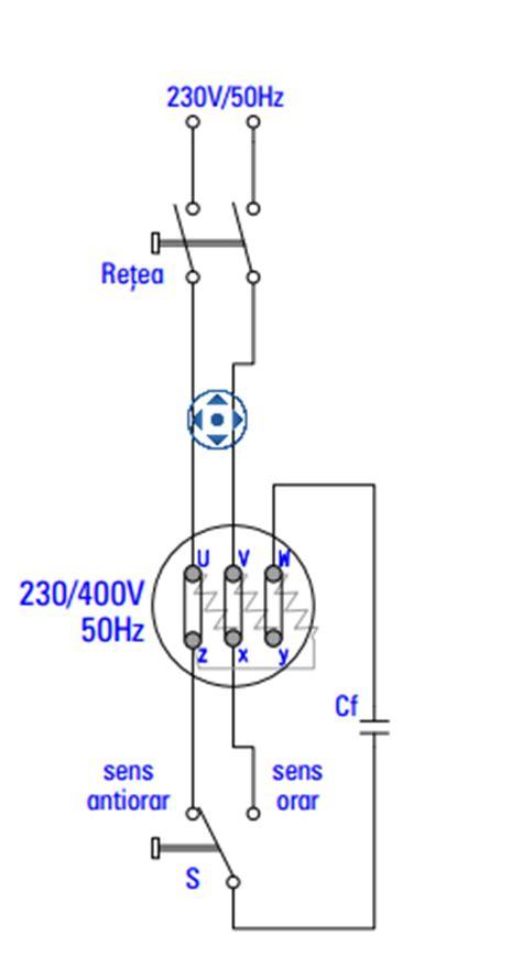 Condensator Motor Monofazat by Blogul Lui Ion Frunze Pornirea Motoarelor Trifazate La