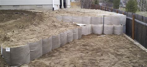 landscaping advanced barriers
