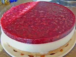 Himbeer Philadelphia Torte : himbeer vanillecreme torte rezept mit bild von ~ Lizthompson.info Haus und Dekorationen