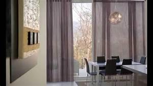 Tende d39arredamento d39interni idee eleganti e moderne per arredare i vostri spazi youtube for Tende per interni soggiorno moderno
