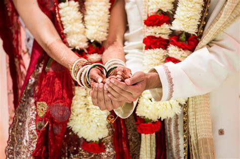 Elegant Indian Wedding Ceremony In Baltimore