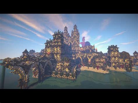 minecraft atlantis epic speed build serverspawnsg