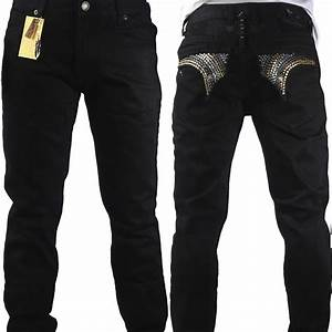 2018 Sell Like Hot Cakes Robin Jeans Men Crystal Straight With High Fashion Designer Famous ...