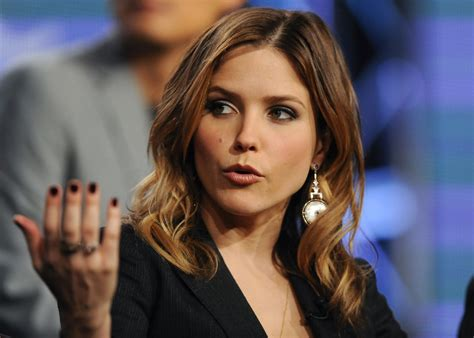 Sophia Bush Nbc Tca Winter Press Tour January 2014