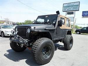 Sell Used 2005 Jeep Wrangler X 4 0l I6 6