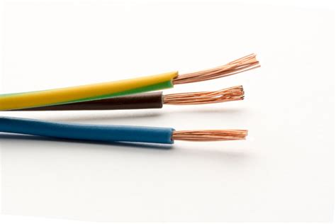 electrical cable installation electrical wiring size type and installation