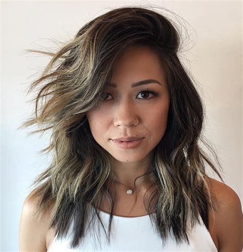 25 Fresh Medium Length Hairstyles for Thick Hair to Enjoy