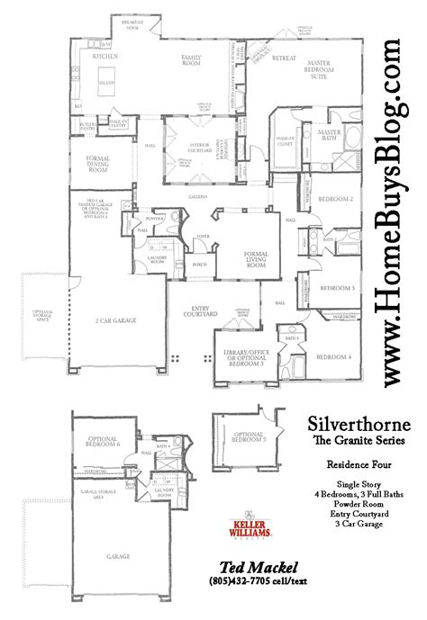 Centex Homes Floor Plans 2007 by Centex Home Floor Plans 5000 House Plans