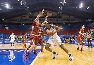 Kansas womens basketball vs. Alabama (Game 1 of the 2014 ...