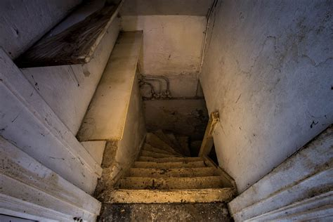 Woman Finds Stairs Inside Her Cupboard Leading to Secret ...