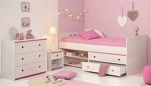 Bett Mit Nachttisch : bett mit nachttisch und kommode smoozy 23b wei pink sb m bel discount ~ Frokenaadalensverden.com Haus und Dekorationen