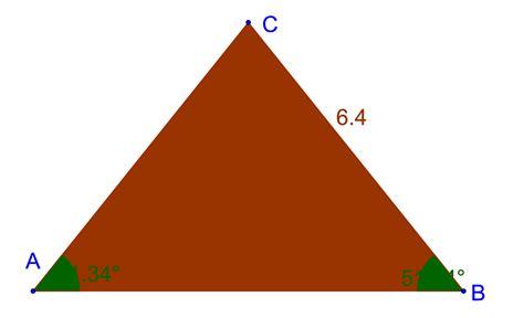 allgemeines zum dreieck