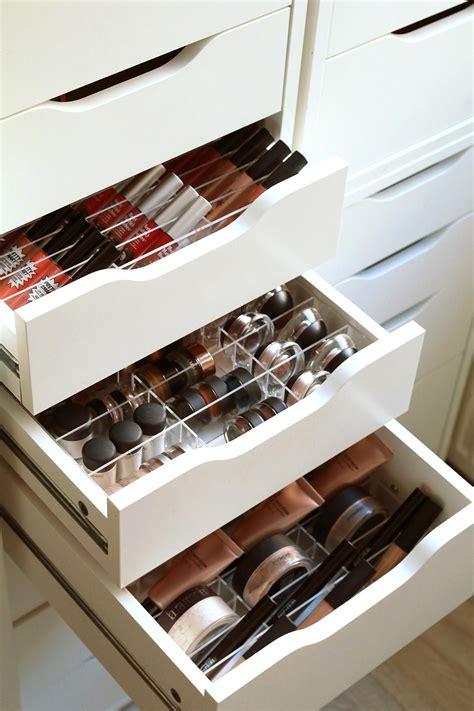 mesa de maquiagem  ideias  decorar  organizar