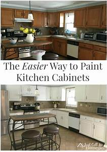 easier way paint kitchen cabinets 2138