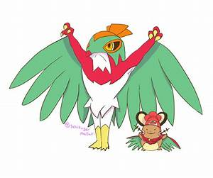 pokemon hawlucha images