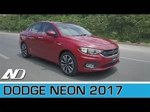 Dodge Neon 2017 Primer vistazo en AutoDinámico