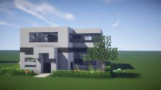 minecraft house tutorial how to build a modern house in