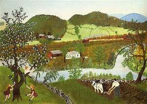 19 best images about Grandma Moses on Pinterest Sugaring
