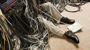 Rangement Cable Bureau : un rangement d co pour que vos c bles ne s 39 emm lent plus ~ Premium-room.com Idées de Décoration