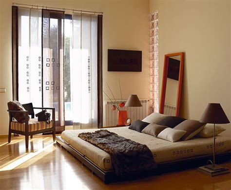 Zen Bedroom Decor Ideas by Zen Bedroom Decorating Ideas