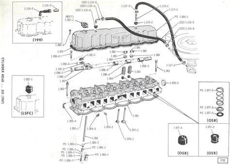 Camshaft Diagram For A Javelin by Technical Data
