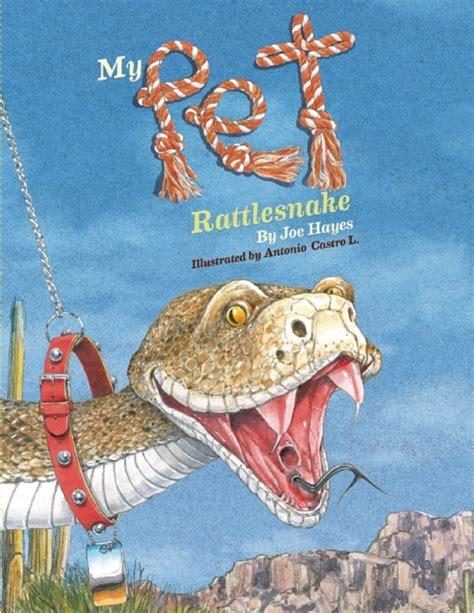 Jo In Pet Liangdian L bookdragon my pet rattlesnake by joe illustrated
