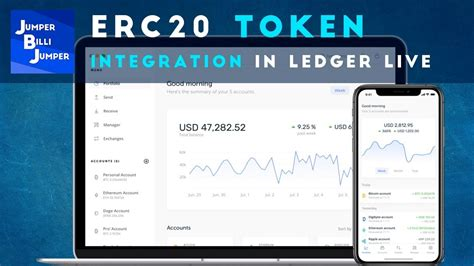 Our hardware wallets, together with our app ledger live, make it. Killerfeature: ERC20 Token auf Ledger Live - Bitcoin deutsch - YouTube